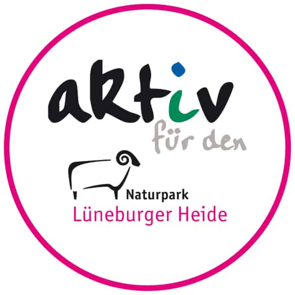 "Partner-Logo: ""Aktiv für den Naturpark"""